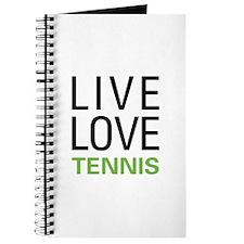 Live Love Tennis Journal