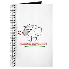Fleece Navidad! Journal