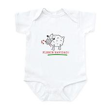 Fleece Navidad! Infant Bodysuit