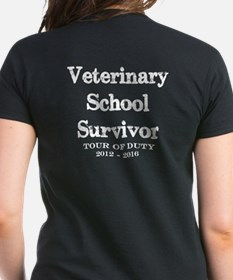 Veterinary School Survivor T-Shirt