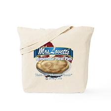 meat pie Tote Bag