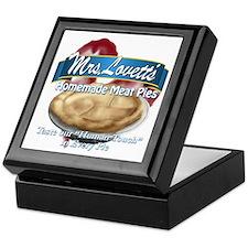 meat pie Keepsake Box