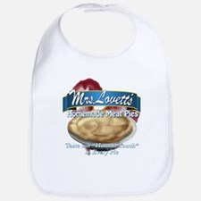 meat pie Bib