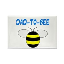 DAD-TO-BEE Rectangle Magnet