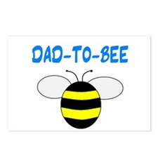 DAD-TO-BEE Postcards (Package of 8)