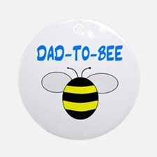 DAD-TO-BEE Ornament (Round)
