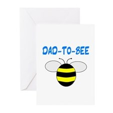 DAD-TO-BEE Greeting Cards (Pk of 10)