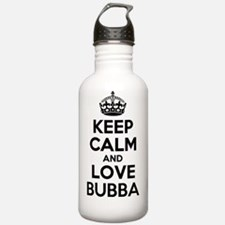 Keep Calm and Love BUB Water Bottle