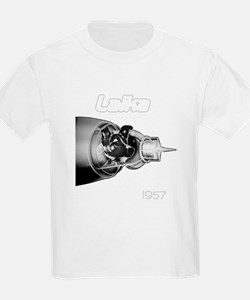 LAIKA First Dog in Space! T-Shirt