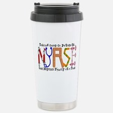 Cute Lpn graduation Travel Mug