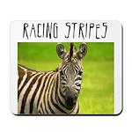 Racing Stripes Mousepad