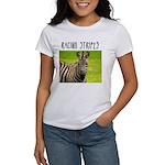 Racing Stripes Women's T-Shirt