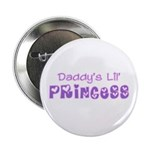 Daddy's Lil' Princess Button