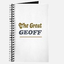 Geoff Journal