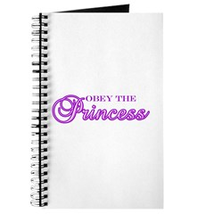 Obey the Princess Journal