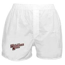 Cute Woodchuck Boxer Shorts