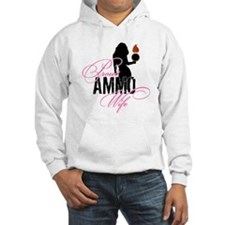 AMMO Wife with Piss Pot Hoodie