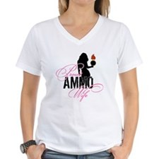 AMMO Wife with Piss Pot  Shirt