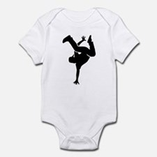 Breakdance Infant Bodysuit