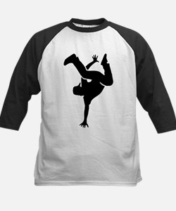 Breakdance Kids Baseball Jersey
