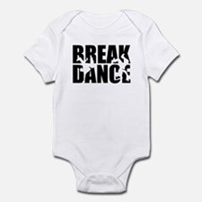 Breakdance Infant Bodysuit