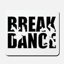 Breakdance Mousepad