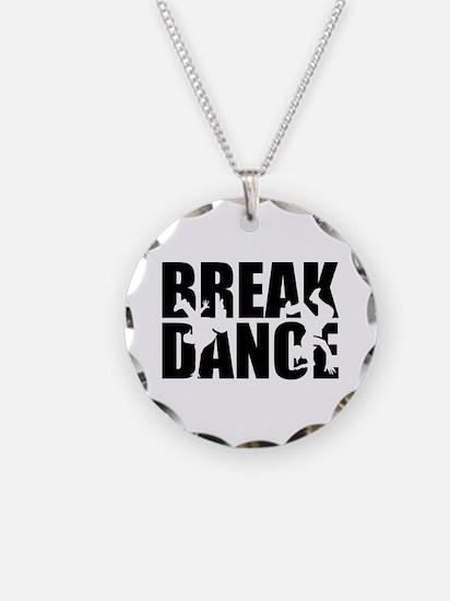 Breakdance Necklace