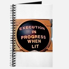EXECUTION IN PROGRESS Journal