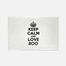 Keep Calm and Love BOO Magnets