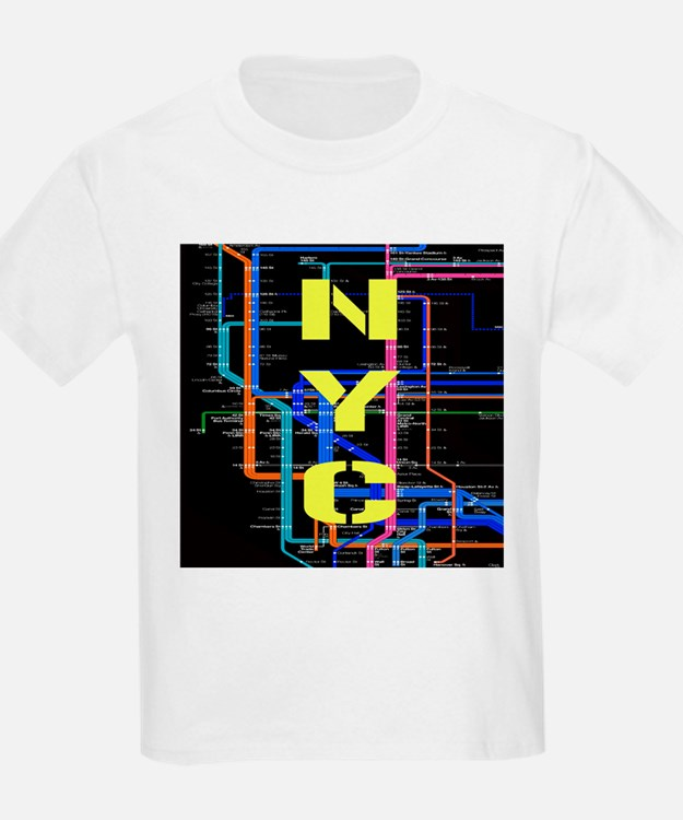 Nyc subway t shirts shirts tees custom nyc subway for Nyc custom t shirts