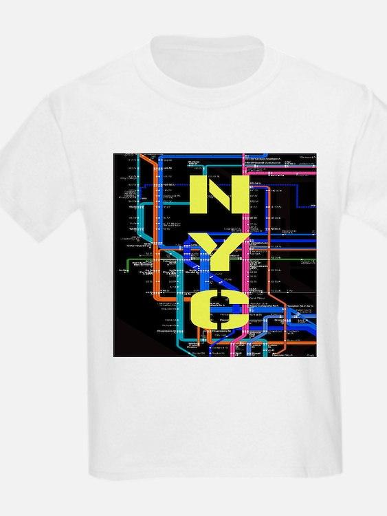 Nyc Subway T Shirts Shirts Tees Custom Nyc Subway