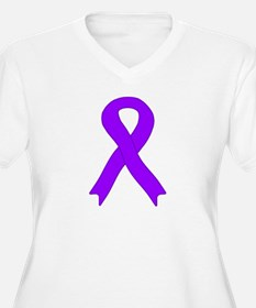 Violet Ribbon T-Shirt