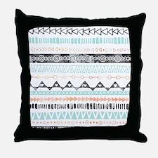 Cool Tribal Throw Pillow