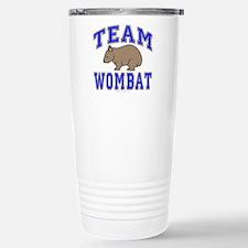 Funny Varsity Thermos Mug