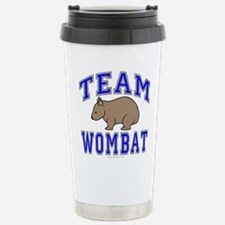 Unique Wombats Travel Mug