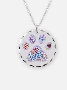 All Lives Matter Necklace