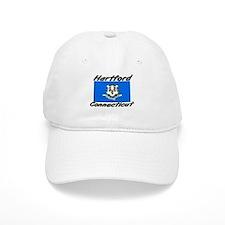 Hartford Connecticut Baseball Cap