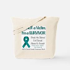 Cute Rape awareness Tote Bag