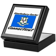 Glastonbury Center Connecticut Keepsake Box