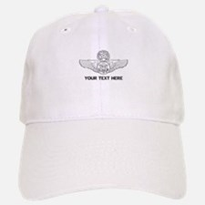 PERSONALIZED MASTER ENLISTED AIRCREW WINGS Baseball Baseball Cap