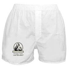 Funny Julius Caesar Salad Boxer Shorts