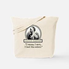 Funny Julius Caesar Salad Tote Bag
