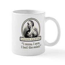 Funny Julius Caesar Salad Mug