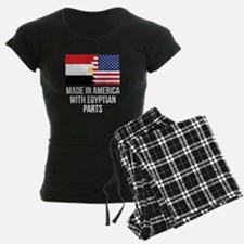 Made In America With Egyptian Parts Pajamas