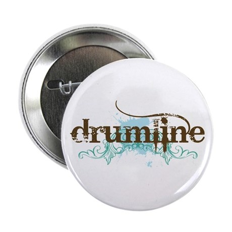 Drumline grunge Button