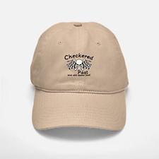 Checkered Past Baseball Baseball Cap