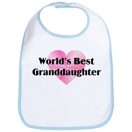 WB Granddaughter Bib