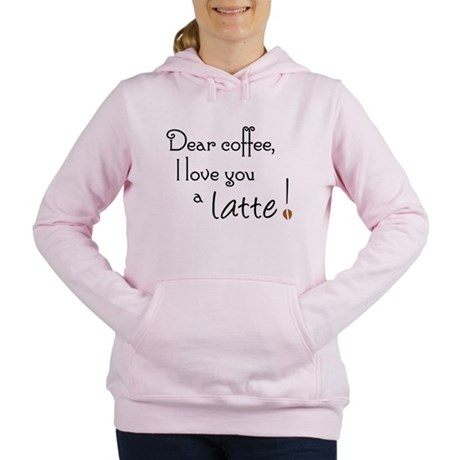 Coffee Love A Latte Sweatshirt