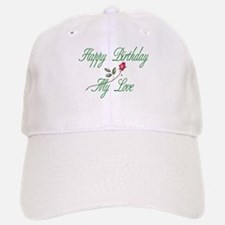 Lover Birthday Baseball Baseball Cap