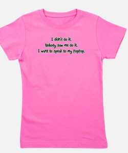 Funny Holidays and occasions Girl's Tee